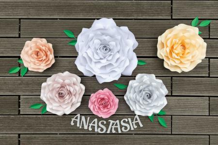 Floare model Rose L - 40 cm1