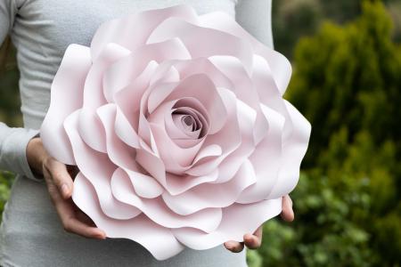 Floare model Rose M - 32 cm0