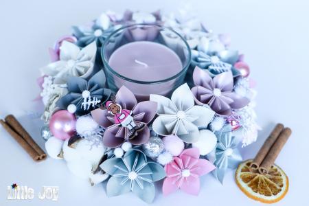 Lumânare Crăciun - Parfumată1
