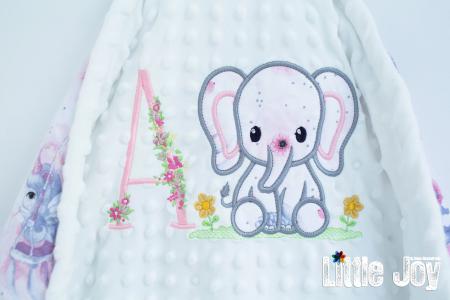 Plăpumioară personalizată - Anastasia1