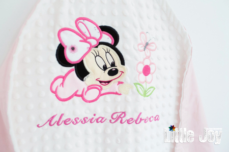 Păturică personalizată - Alessia [2]