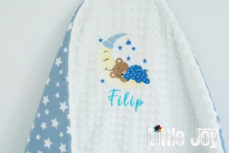 Păturică personalizată - Filip [1]