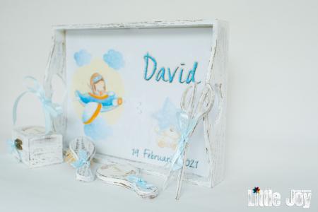Set 1 An personalizat Avion - David1