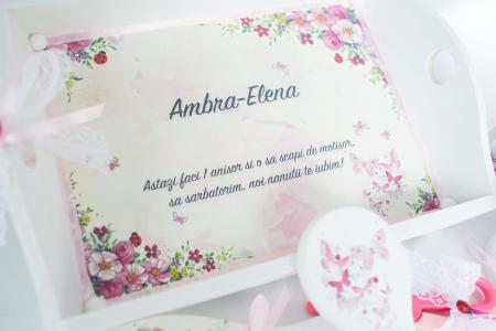 Set 1 An personalizat - Ambra1