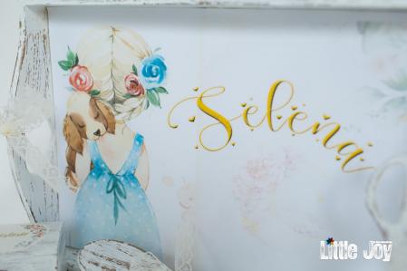 Set 1 An personalizat - Selena2