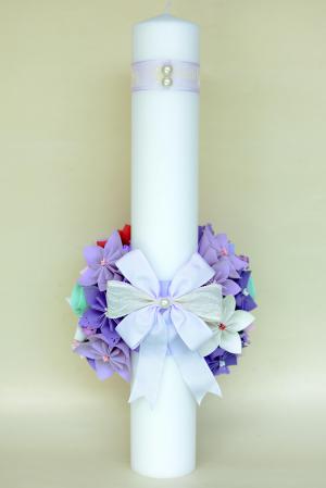 Set lumânări cununie 50 cm4