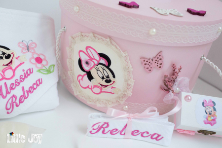 Trusou botez - Minnie5