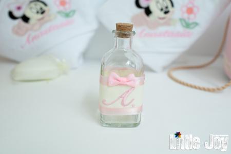 Trusou botez - Minnie - Roz pal [3]