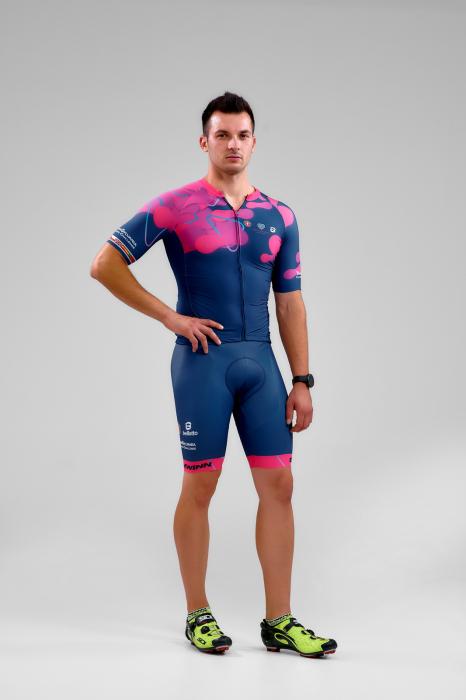 Pantaloni Cycling (barbat) - TCC 2019 [2]