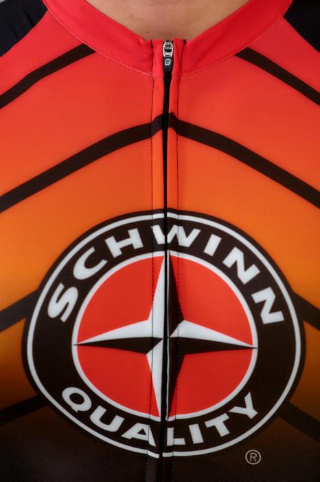 Tricou Cycling (unisex) - INSTRUCTOR Schwinn 2021 - X & Z Bike [7]
