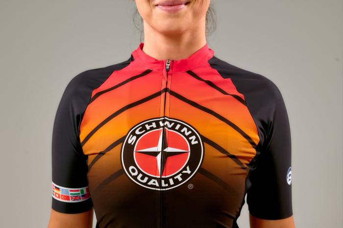 Tricou Cycling (unisex) - INSTRUCTOR Schwinn 2021 - X & Z Bike [5]