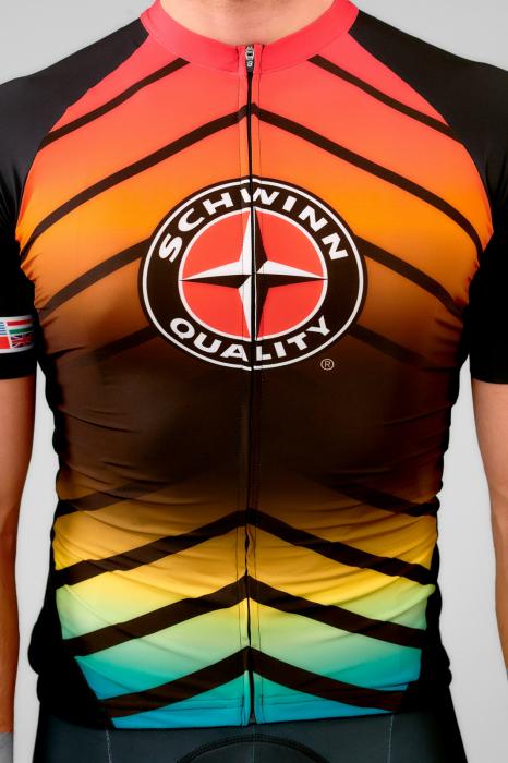 Tricou Cycling (unisex) - INSTRUCTOR Schwinn 2021 - X & Z Bike [12]