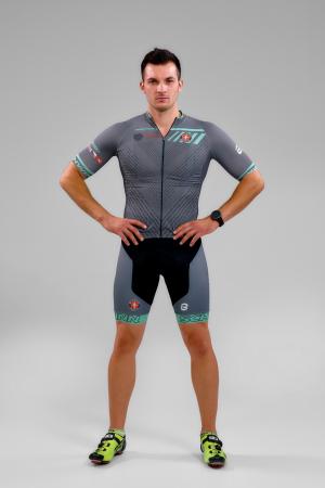 Pantaloni Cycling (barbat) - TCC 2017 [1]