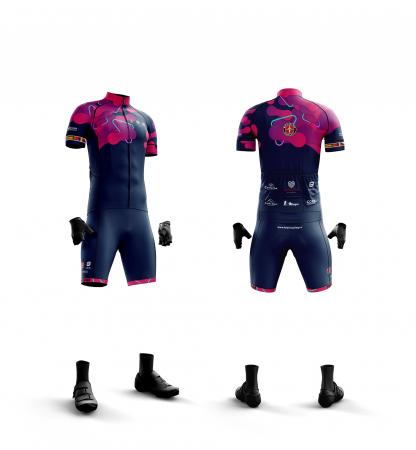 Pantaloni Cycling (barbat) - TCC 2019 [1]
