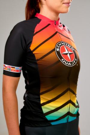 Tricou Cycling (unisex) - INSTRUCTOR Schwinn 2021 - X & Z Bike [4]