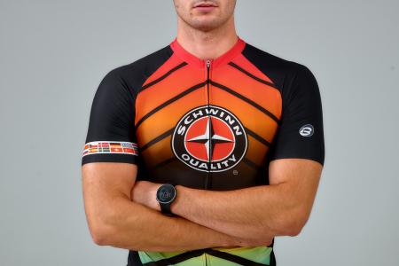 Tricou Cycling (unisex) - INSTRUCTOR Schwinn 2021 - X & Z Bike [2]