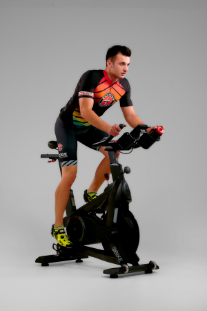 Tricou Cycling (unisex) - INSTRUCTOR Schwinn 2021 - X & Z Bike [11]
