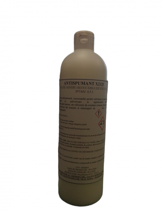 Antispumant X2125 0.5L 0