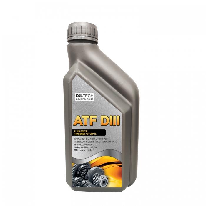 ATF DIII - Fluid pentru transmisii automate, OILTECH, 1L [0]