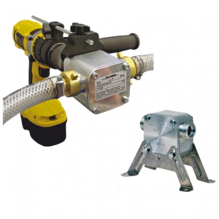 DISPOZITIV DE INCARCARE ZUWA UNISTAR 2001-A - Dispozitiv compact pentru incarcarea instalatiilor termice, CHEMSTAL, cod:110120A 0