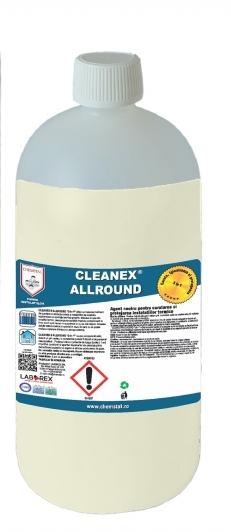 CLEANEX ALLROUND - Agent neutru pentru curatarea si protectia instalatiilor termice, CHEMSTAL, 1 kg, cod: LBXCLAR001 [0]