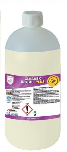 CLEANEX INSTAL PLUS - Agent neutru pentru curatare instalatii termice, CHEMSTAL, 1 kg, cod: LBXCLIP001 [0]