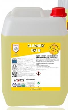 CLEANEX OXI B - Agent acid curatare exterior schimbator caldura centrale cu condensare, CHEMSTAL, 5KG, cod:LBXCLOB005 0