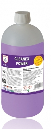 CLEANEX POWER - Solutie concentrata pentru spalari grele, CHEMSTAL, 1KG, cod:LBXCLPW001 [0]