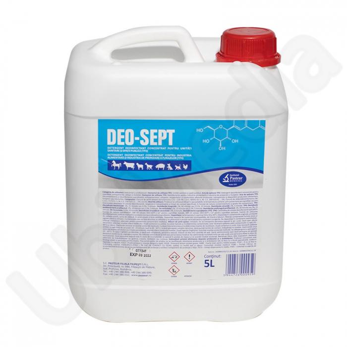 Deo Sept dezinfectant 5L 0