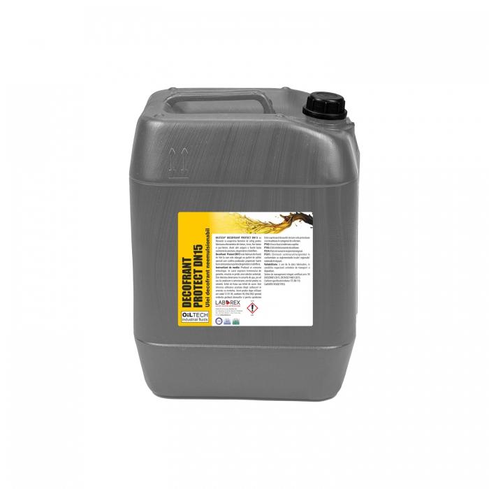 DECOFRANT PROTECT DN15 - Ulei decofrant neemulsionabil, OILTECH, 20L [0]