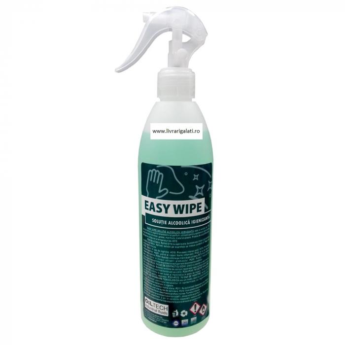 EASY WIPE-solutie alcoolica dezinfectanta pentru suprafete 1L [0]