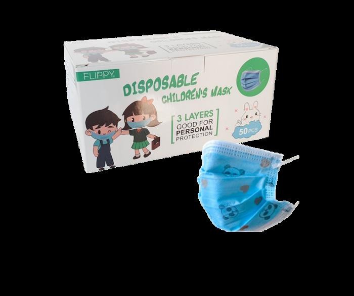 Masca-Igienica-Copii-Flippy-50buc/cutie [0]
