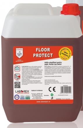 FLOOR PROTECT - Aditiv pentru sapa incalzire in pardoseala, CHEMSTAL, 5KG, cod:LBXASFP005 [0]