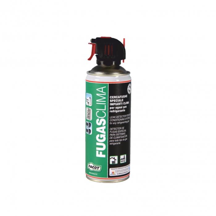FUGAS CLIMA - Tester pierderi agent de refrigerare, CHEMSTAL, 400ml, cod:FUGCL400 0