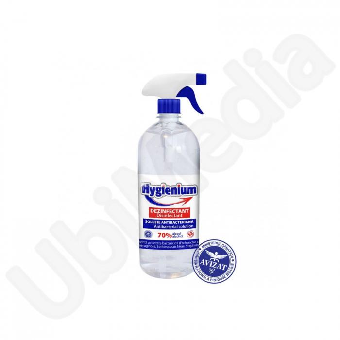 Hygienium Solutie dezinfectant antibacterian 1000 ml [0]