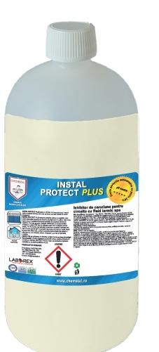 INSTAL PROTECT PLUS - Inhibitor de coroziune si depuneri cu film protector, CHEMSTAL, 1KG, cod:LBXIPRP001 0