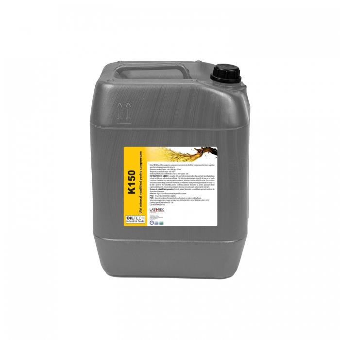 K150 - Ulei pentru compresoare, OILTECH, 20L [0]