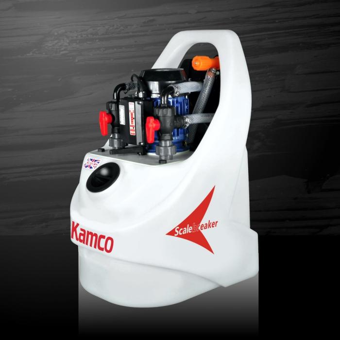 KAMCO Scalebreaker C40 - Statie mobila pentru curatare instalatii termice sub 25 calorifere, CHEMSTAL, cod: CDP040 [0]