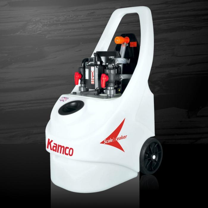 KAMCO Scalebreaker C90 - Statie mobila pentru curatare instalatii termice sub 40 calorifere, CHEMSTAL, cod: CDP090 0