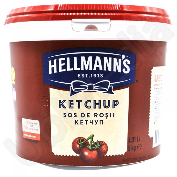 Ketchup-Hellmann's-5kg 0