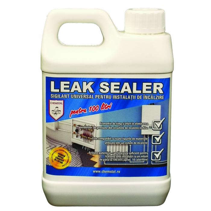LEAK SEALER - Sigilant universal instalatie de incalzire, CHEMSTAL, 1L, cod:LEAK-SEALER-1L [0]