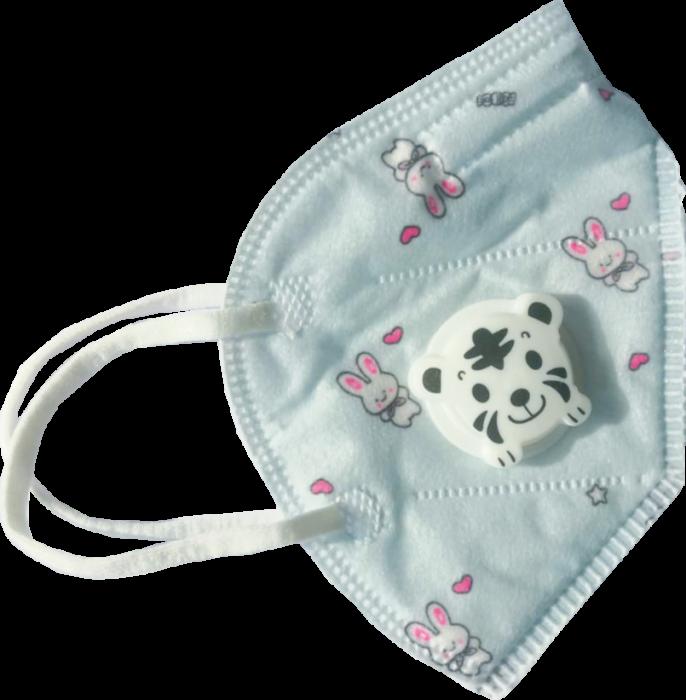 Masca protectie copii KN95 FFP2 10buc/ cutie [0]