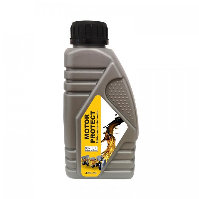 MOTOR PROTECT - Aditiv pentru ulei de motor, OILTECH, 0,45L 0