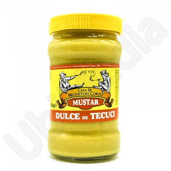 Mustar-dulce-Tecuci-314g 0