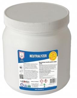 NEUTRALYZER ALCALIN - Neutralizant pasivizant alcalin pentru solutii acide, CHEMSTAL, 1KG(borcan), cod:LBXNTLY001 [0]