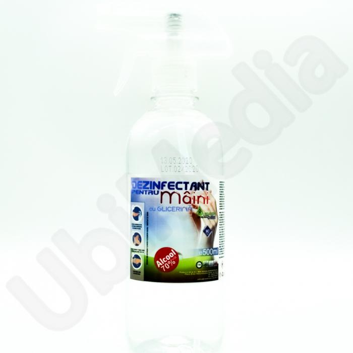 NewD dezinfectant pentru maini 1L 0