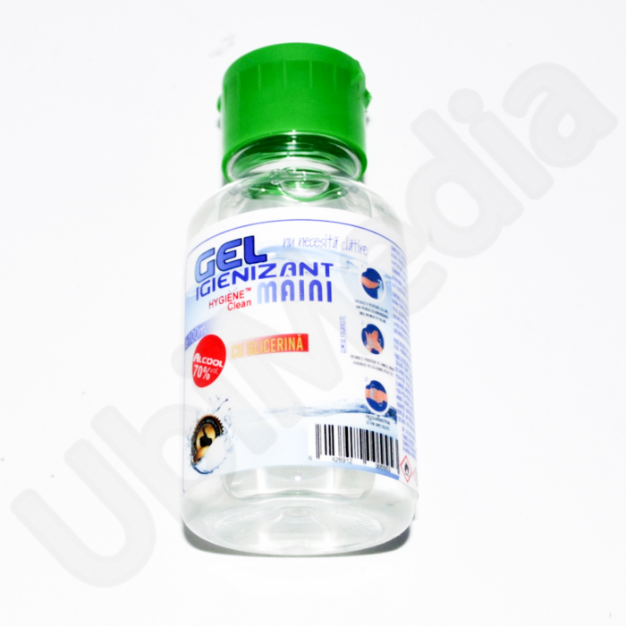 NewD gel igienizant pentru maini 100ml [0]