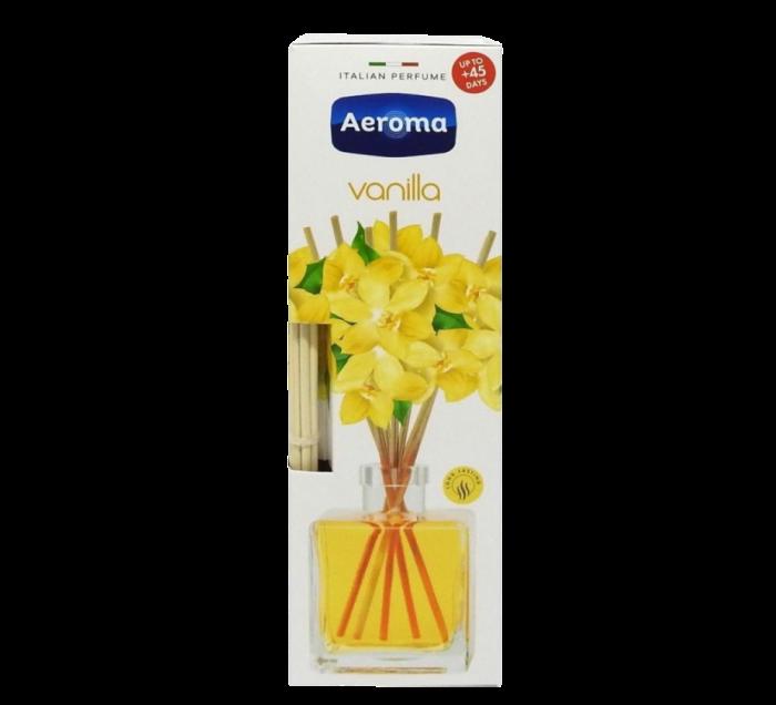 Odorizant Aeroma Home 120ML Vanilie [0]
