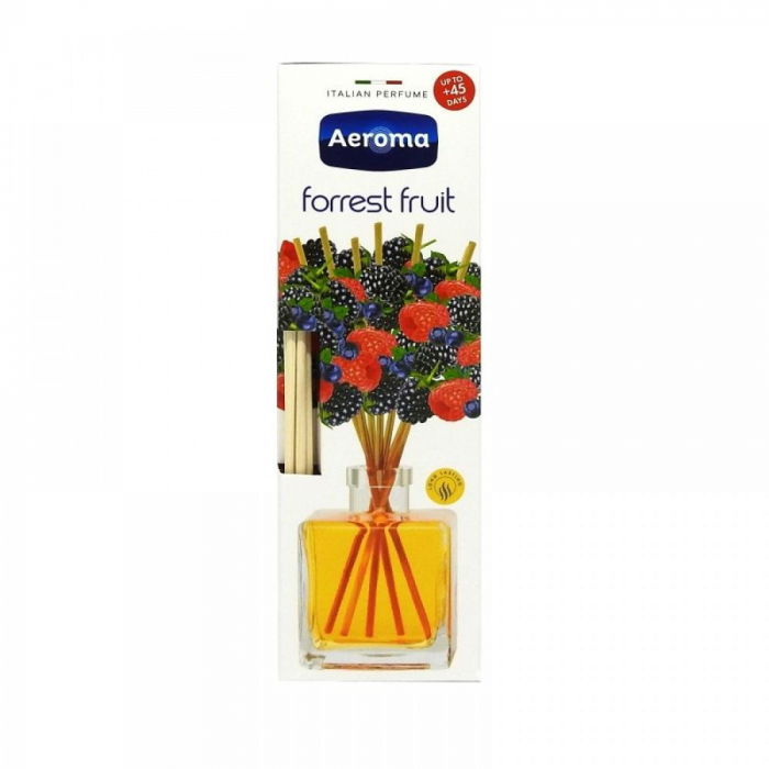 Odorizant Aeroma Home 85ml Fructe de Padure [0]