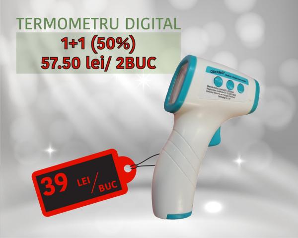 Promotie TERMOMETRE DIGITALE Dikang HG01 1+1 (50%) - 2 buc 0